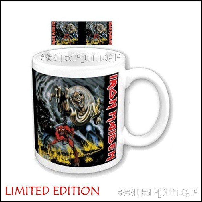 Iron Maiden - Number of the Beast - Boxed Mug - 3345rpm.gr