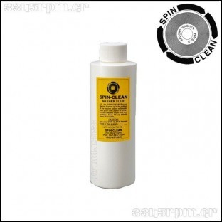 Spin Clean - Washer Cleaning Fluid [8oz] - 3345rpm.gr