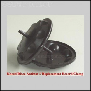 Knosti Disco Antistat - Replacement Record Clamp - 3345rpm.gr