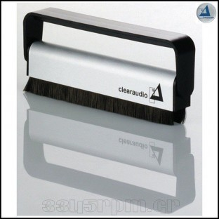 Clearaudio - Carbon Fiber Brush - 3345rpm.gr