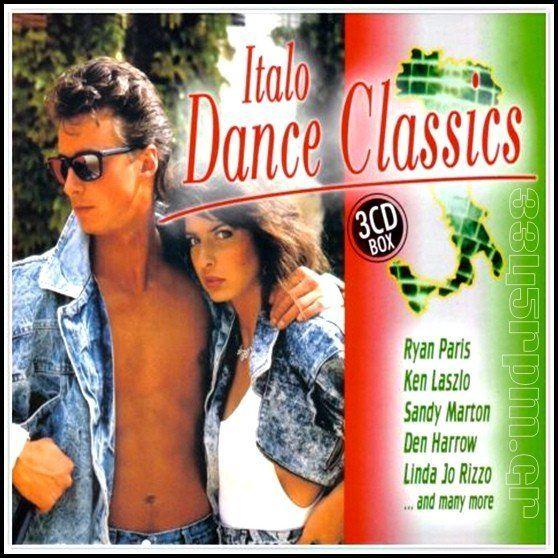 Italo Dance Classics - 3CD BOX Italo Disco - 3345rpm.gr