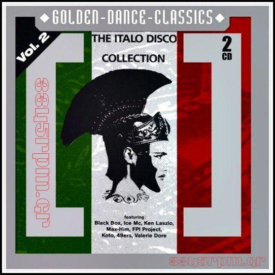 Italo Disco Collection Vol.2 - 2CDs  Italo Disco - 3345rpm.gr