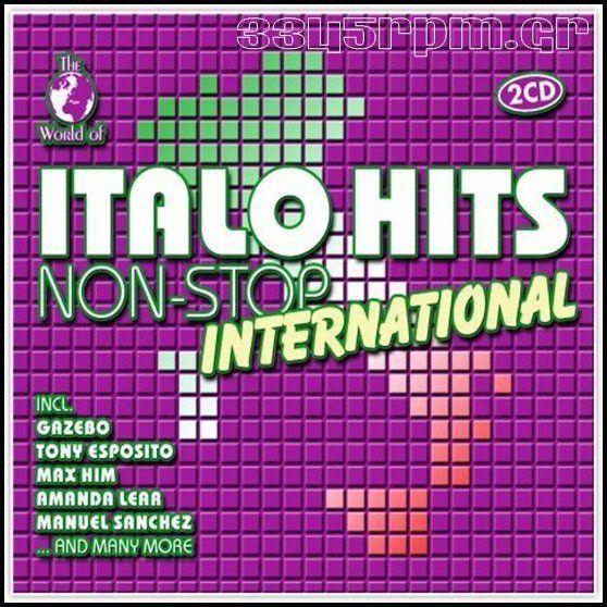 World of Italo Hits Non-Stop International - 2CD - 3345rpm.gr