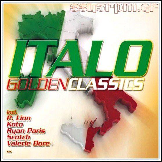 Italo Golden Classics - CD Italo Disco - 3345rpm.gr