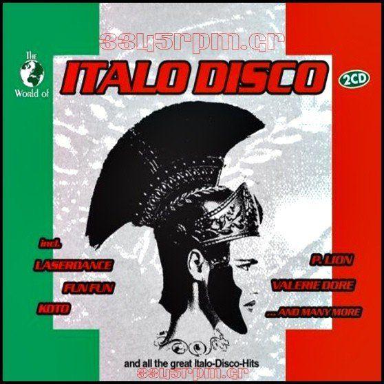 World of ITALO DISCO - 2CD Italo Disco - 3345rpm.gr