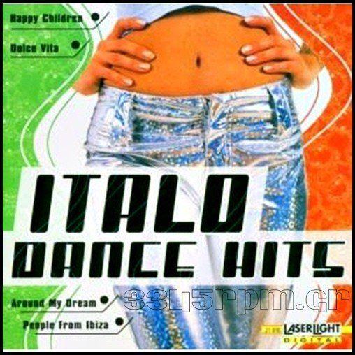 Italo Dance Hits - CD Italo disco - 3345rpm.gr