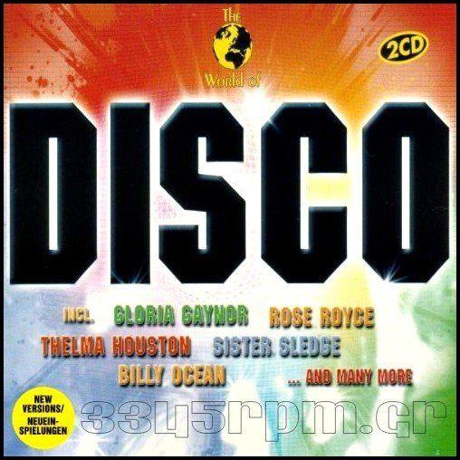 World of Disco - 2CD Disco 80s - 3345rpm.gr