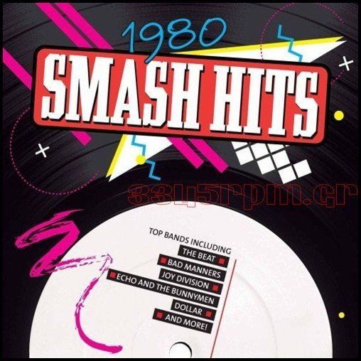 Smash Hits 1980 - CD - 3345rpm.gr