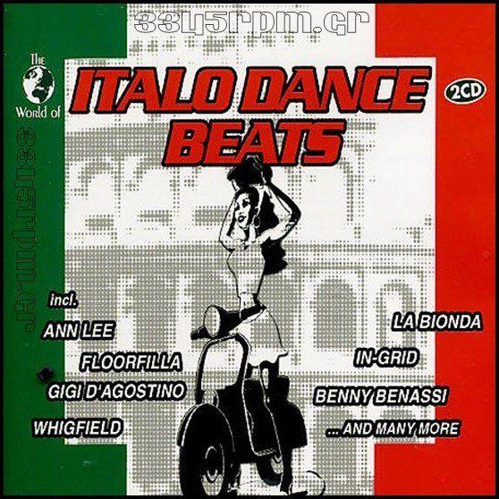 World Of Italo Dance Beats - 2CD - 3345rpm.gr