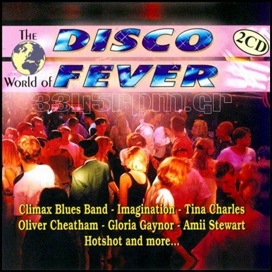 World Of Disco Fever - 2CD Italo disco - 3345rpm.gr