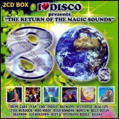 I Love Disco 80s  Vol 4 - 2CD Set - 3345rpm.gr