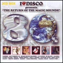 I Love Disco 80s Vol 5 - 2CD Set - 3345rpm.gr