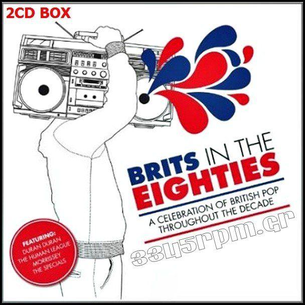 Brits in The Eighties - 2CD 80s - 3345rpm.gr