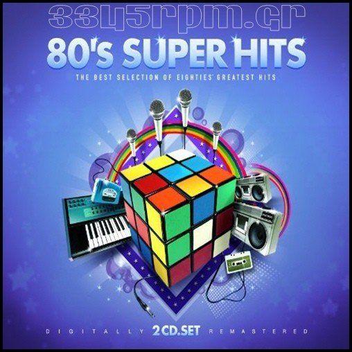 80s Super Hits - 2CD - 3345rpm.gr