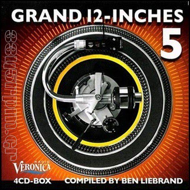Grand 12 Inches Vol.5 - 4CD - 3345rpm.gr