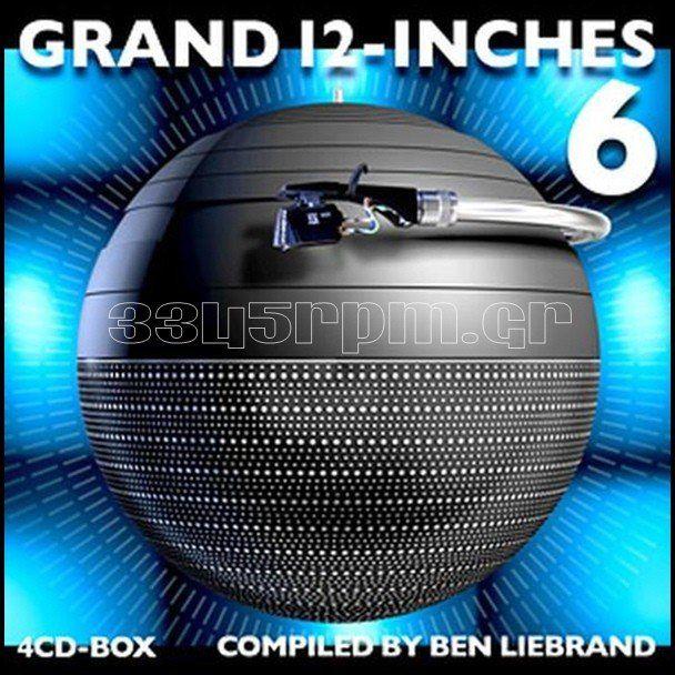 Grand 12 Inches Vol.6 - 4CD 80s - 3345rpm.gr