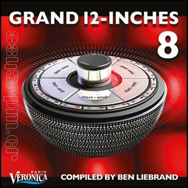 Grand 12 Inches Vol.8 - 4CD 80s - 3345rpm.gr