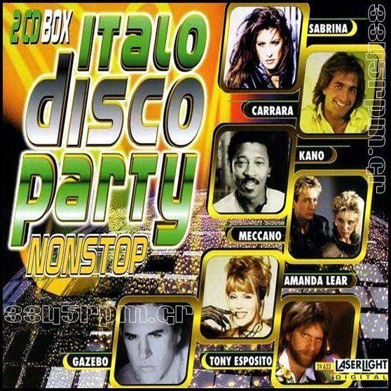 Italo Disco Party Non stop - 2CD Box - 3345rpm.gr
