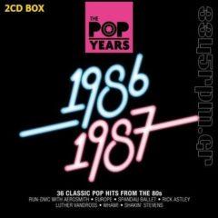 Pop Years 1986 - 1987 - 2CD 80s - 3345rpm.gr