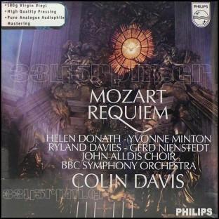 Mozart W.A. - Requiem - Vinyl 180gr HQ - 3345rpm.gr