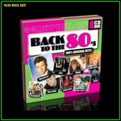 Back to the 80s - 8CD Box Set - 3345rpm.gr