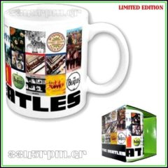 Beatles - Chronology  - Boxed Mug - 3345rpm.gr