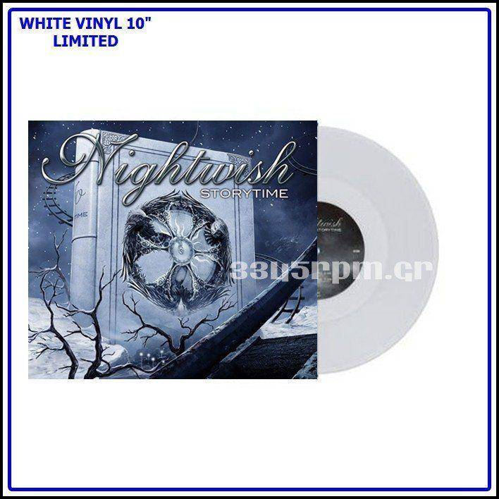 Nightwish - Storytime - 10inch White vinyl - 3345rpm.gr