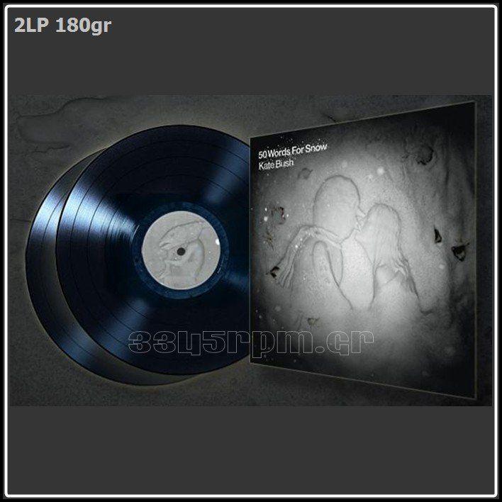 Kate Bush - 50 Words For Snow - Vinyl 2LP 180gr - 3345rpm.gr