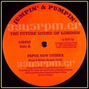 Future Sound Of London - Papua New Guinea - Maxi single 12inch - 3345rpm.gr