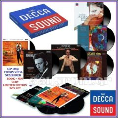 Decca sound - Vinyl 6LP 180gr - 3345rpm.gr
