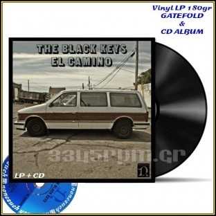 Black Keys - El Camino - Vinyl LP 180gr & CD - 3345rpm.gr
