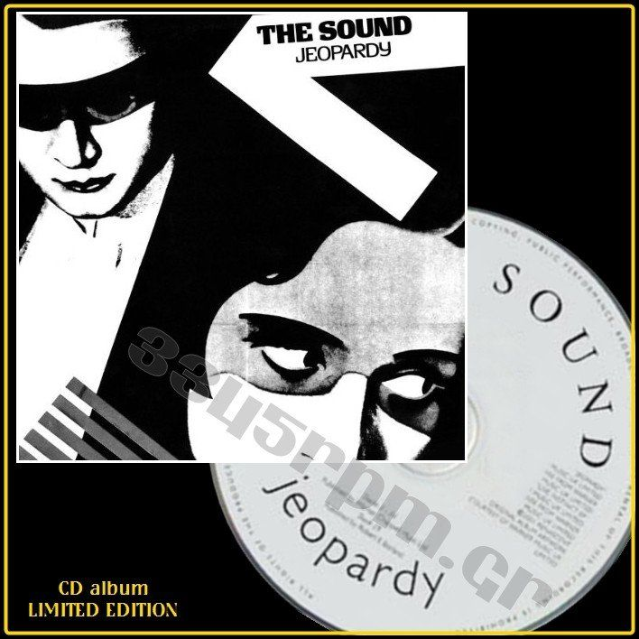 Sound - Jeopardy - CD album LTD - 3345rpm.gr