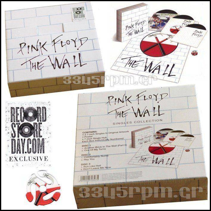 Pink Floyd - The Wall - Singles Collection