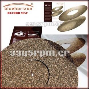 High end Record Mat - Blue Horizon - 3345rpm.gr