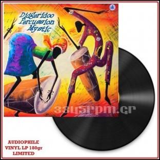 Didgeridoo Percussion Mystic - LP 180gr Audiophile Vinyl - 3345rpm.gr