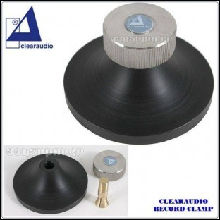 Clearaudio - Twister Record Clamp - 3345rpm.gr