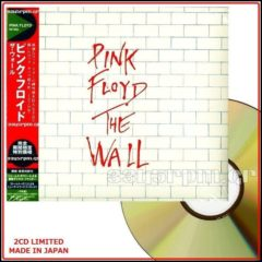Pink Floyd - The Wall -Japan 2CD Limited Pressing - 3345rpm.gr