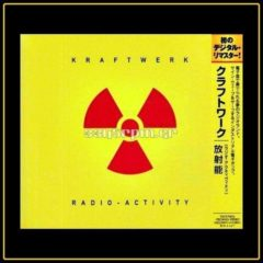 Kraftwerk - Radio Activity - CD Japan Limited Pressing - 3345rpm.gr