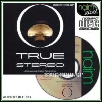 True Stereo - Unprocessed Analog Recordings - Audiophile CD - 3345rpm.gr