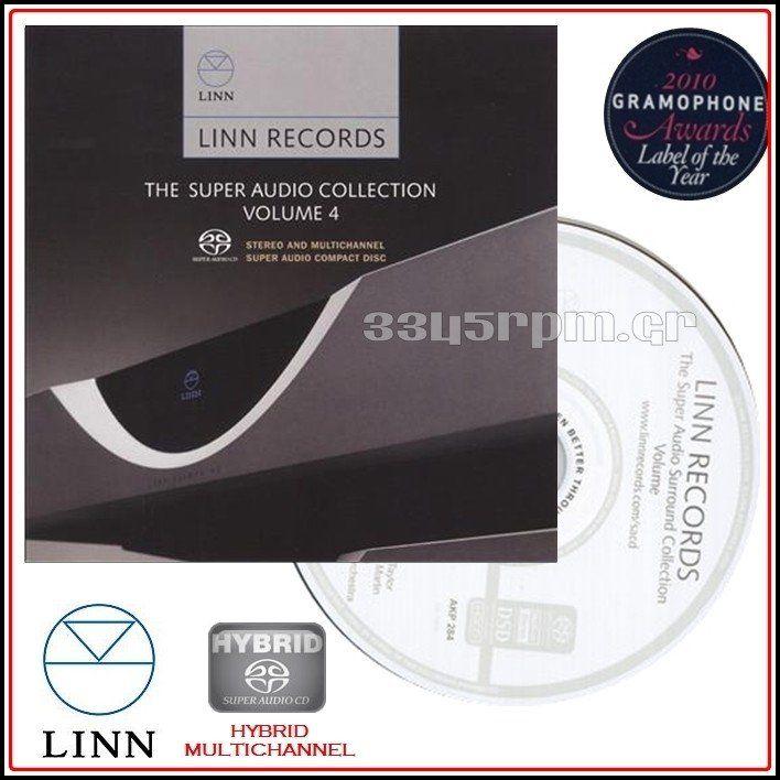 Linn Records - Super Audio CD Vol 4 - SACD Multi-Channel - 3345rpm.gr