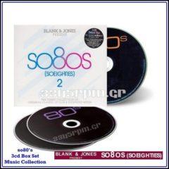 SO 80s - BLANK & JONES Presents SO 80s 2 -3CD - 3345rpm.gr