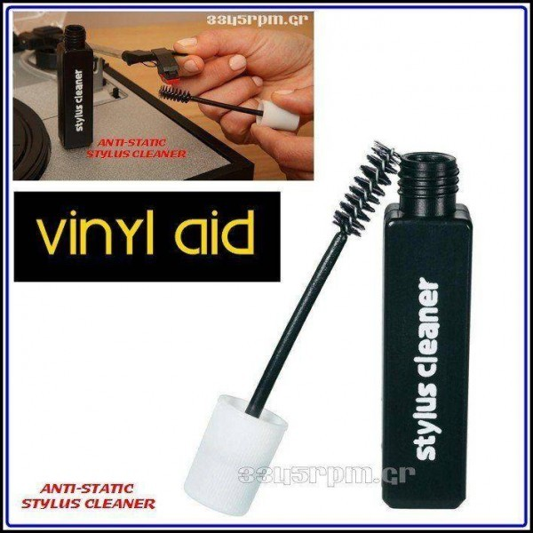 Antistatic Stylus Cleaner - Vinyl Aid