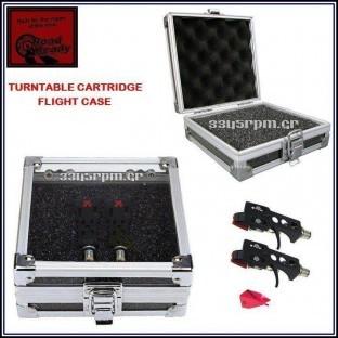 Flight case για κεφαλές & βελόνες πικάπ- Road Ready