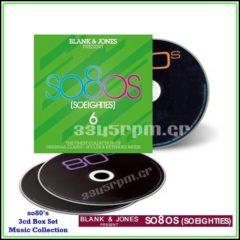 SO 80s - BLANK & JONES Presents SO 80s 6- 3CD