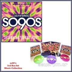 SO 90s - BLANK & JONES Presents SO 90s -3CD