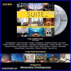 LA SUITE 2012 - Alexandros Christopoulos- 2CD Box