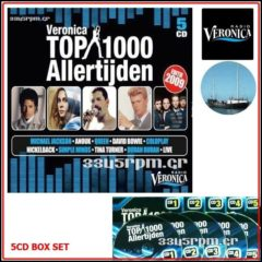 Album Top 1000 Vol 9 - 5CD BOX