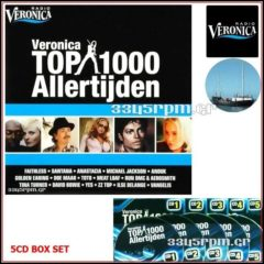 Album Top 1000 Vol8 - 5CD BOX
