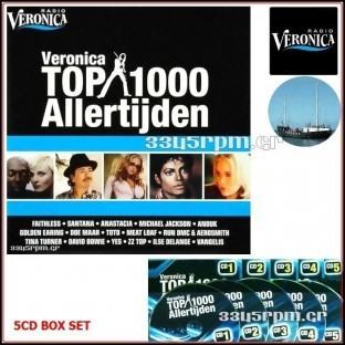 Album Top 1000 Vol8 - 5CD BOX