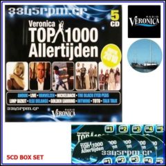 Album Top 1000 Vol10 - 5CD BOX